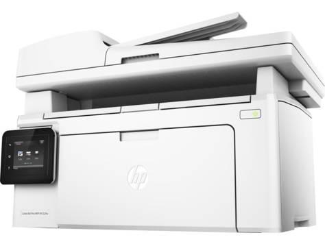 МФУ HP LaserJet Pro MFP M132fw RU белый - фото 6