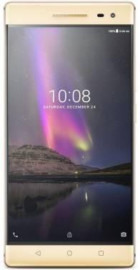 Смартфон Lenovo PB2-690M Phab 2 Pro 64ГБ золотистый