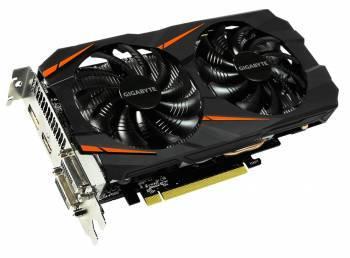 Видеокарта Gigabyte GeForce GTX 1060 WINDFORCE OC 3G 3072 МБ (GV-N1060WF2OC-3GD)