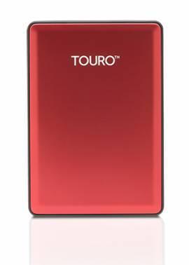 Внешний жесткий диск 500Gb HGST HTOSEC5001BCB Touro S красный USB 3.0