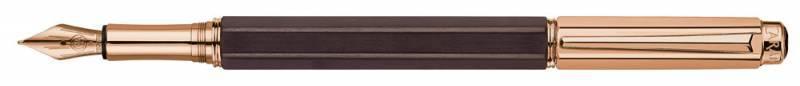 Ручка перьевая Carandache Varius Ebony (4490.132) - фото 1