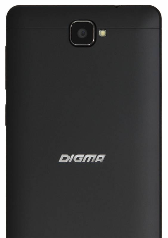 Смартфон Digma S505 3G Vox 8ГБ черный - фото 5