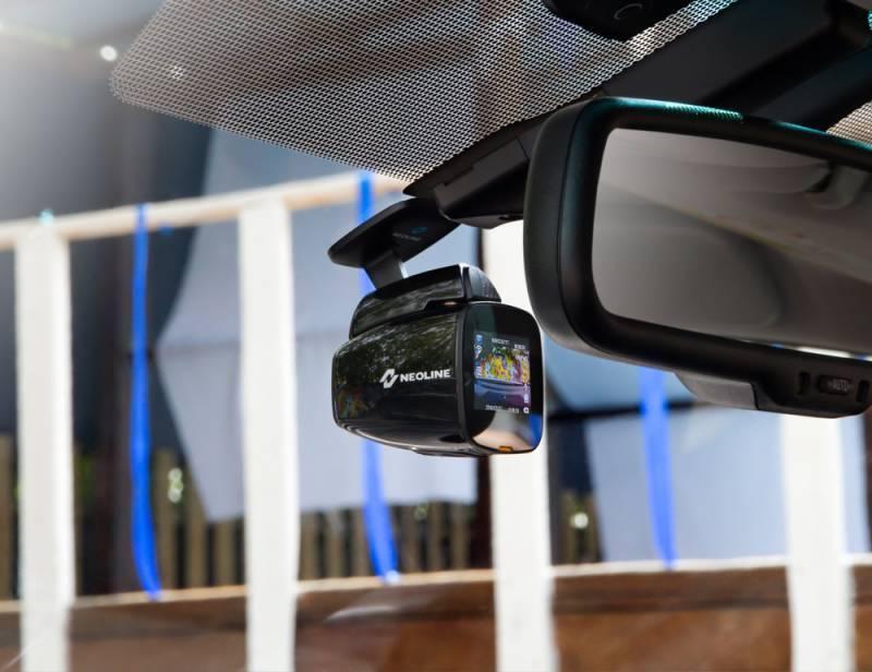 Видеорегистратор Neoline EVO Z1 черный - фото 4
