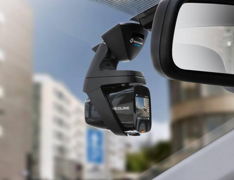 Видеорегистратор Neoline EVO Z1 черный - фото 6
