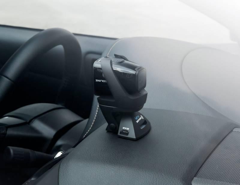 Видеорегистратор Neoline EVO Z1 черный - фото 7