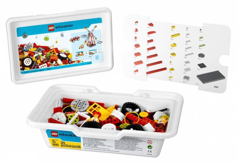 Конструктор Lego Education WeDo Ресурсный набор (элем.:326) (от 8 лет) - фото 1