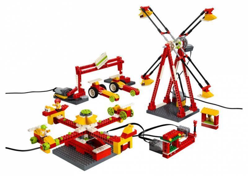 Конструктор Lego Education WeDo Ресурсный набор (элем.:326) (от 8 лет) - фото 2