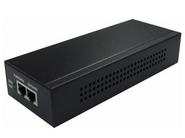 Инжектор POE Hikvision LAS60-57CN-RJ45 - фото 1