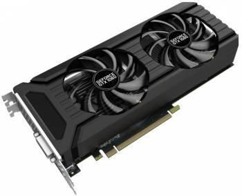 Видеокарта Palit GeForce GTX 1060 Dual 3GB 3072 МБ (NE51060015F9-1061D)
