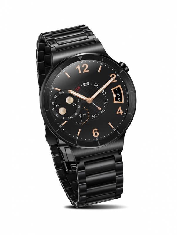 Смарт-часы Huawei ACTIVE BRACELET MERCURY-G01 черный - фото 1