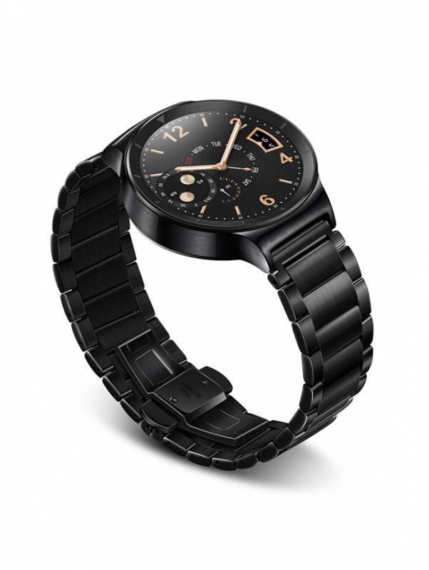 Смарт-часы Huawei ACTIVE BRACELET MERCURY-G01 черный - фото 2