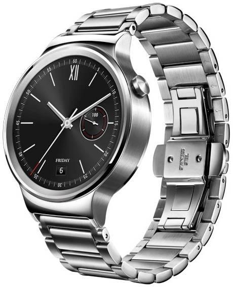 Смарт-часы Huawei CLASSIC BRACELET MERCURY-G00 серебристый - фото 1