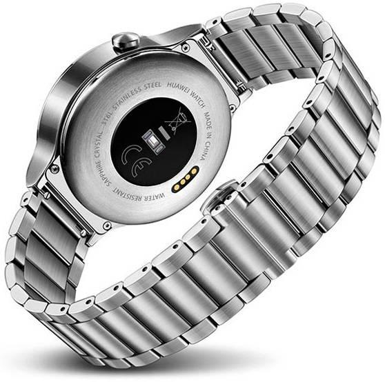Смарт-часы Huawei CLASSIC BRACELET MERCURY-G00 серебристый - фото 2