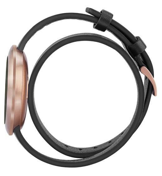Фитнес-трекер Huawei HONOR B0 SS черный/коричневый - фото 2