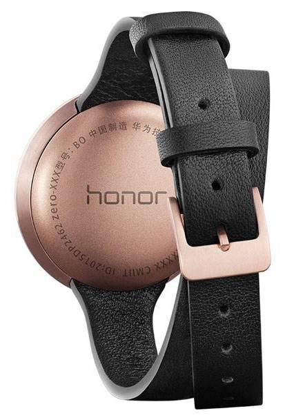 Фитнес-трекер Huawei HONOR B0 SS черный/коричневый - фото 3