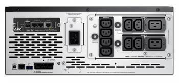 ИБП APC Smart-UPS X SMX2200HVNC черный
