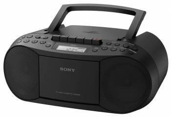 Магнитола Sony CFD-S70 черный (CFDS70B.RU5)