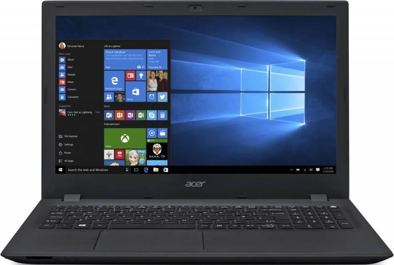 """Ноутбук 15.6"""" Acer Extensa EX2520G-51P0 черный - фото 1"""