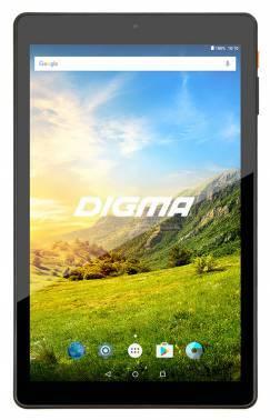 Планшет Digma Optima 8003 RK3126 (1.3) 4C/RAM1Gb/ROM8Gb 8 IPS 1280x800/WiFi/2Mpix/0.3Mpix/Android 6.0/черный/Touch/microSD 64Gb/minUSB/3500mAh/8ч (TS8073RW)