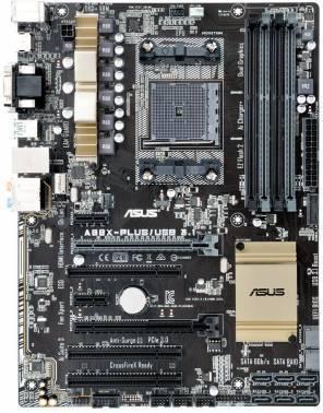 Материнская плата Asus A88X-PLUS/USB 3.1 Soc-FM2+ ATX