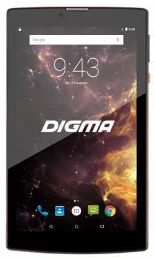 "Планшет 7"" Digma Plane 7012M 3G 8ГБ красный (PS7082MG)"