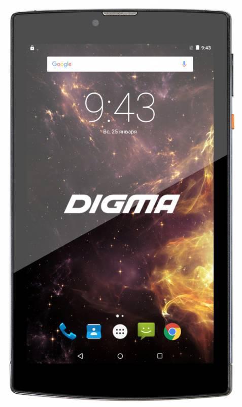 "Планшет 7"" Digma Plane 7012M 3G 8ГБ голубой (PS7082MG) - фото 1"