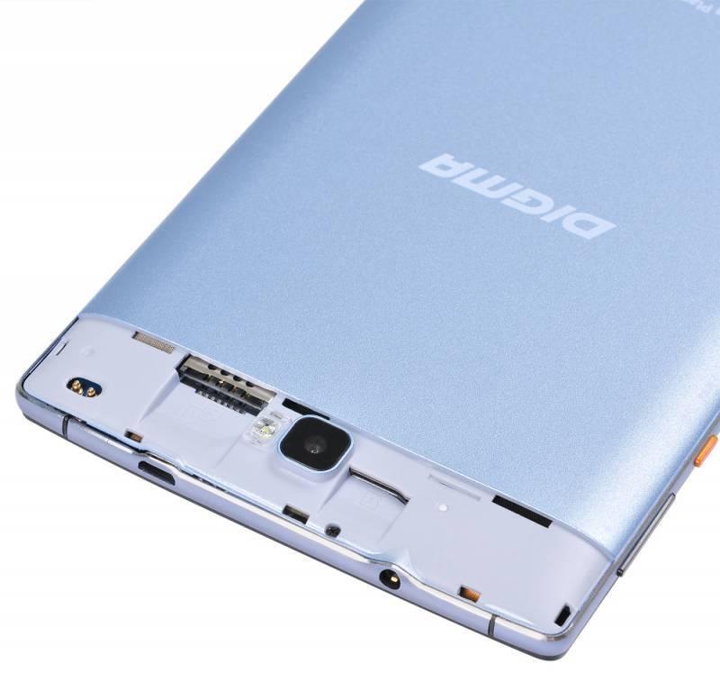 "Планшет 7"" Digma Plane 7012M 3G 8ГБ голубой (PS7082MG) - фото 8"