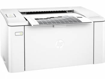Принтер HP LaserJet Pro M104a RU белый (G3Q36A)