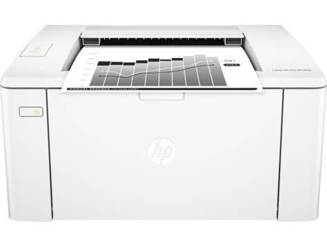 Принтер HP LaserJet Pro M104a RU белый (G3Q36A) - фото 3