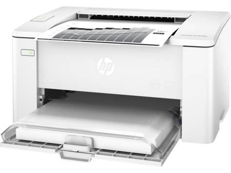 Принтер HP LaserJet Pro M104a RU белый (G3Q36A) - фото 6