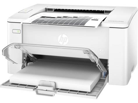 Принтер HP LaserJet Pro M104a RU белый (G3Q36A) - фото 8