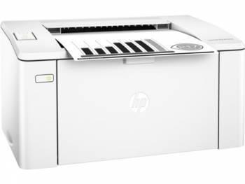 Принтер HP LaserJet Pro M104w RU белый (G3Q37A)