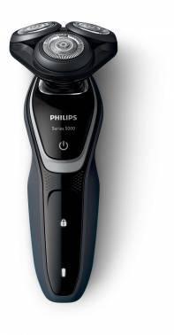 Электробритва Philips S5110 / 06 черный / серый