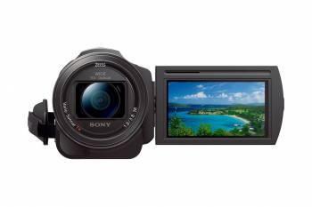 Видеокамера Sony FDR-AX33 черный