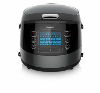 Мультиварка Philips HD4749 / 03 черный