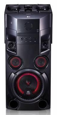 Микросистема LG OM6560 черный (OM6560.DRUSLLK)