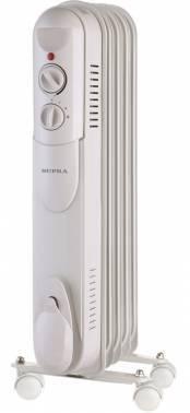 Масляный радиатор Supra ORS-05-S1 белый