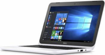 Ноутбук 11.6 Dell Inspiron 3162 белый