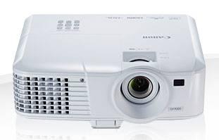 Проектор Canon LV-X320 белый