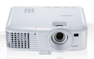 Проектор Canon LV-WX320 белый (0908C003)