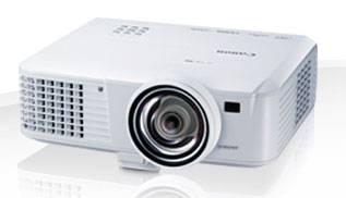 Проектор Canon LV-WX310ST белый (0909C003)