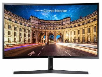 Монитор 23.5 Samsung C24F396FHI черный