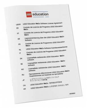 �������� �� Lego �� ������������� ������� LEGO Education WeDo (2000094)