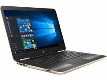 Ноутбук 14 HP Pavilion 14-al106ur золотистый