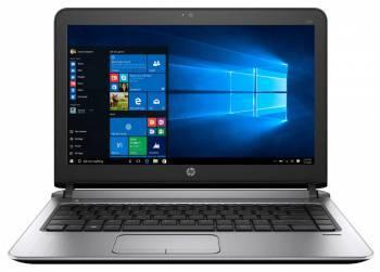 """Ноутбук 13.3"""" HP ProBook 430 G3 черный"""