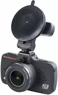 Видеорегистратор Silverstone F1 A-70SHD черный