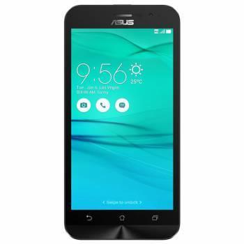 Смартфон Asus ZB500KL Zenfone Go черный, встроенная память 16Gb, дисплей 5 1280x720, Android 6.0, камера 13Mpix, поддержка 3G, 4G, 2Sim, 802.11bgn, BT, GPS, FM радио, microSD до 128Gb (90AX00A1-M00720)