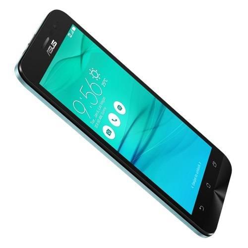 Смартфон Asus Zenfone Go ZB500KL 16ГБ синий - фото 2