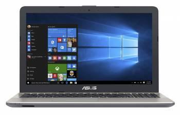 Ноутбук Asus X541SA-XX327T, процессор Intel Pentium N3710, оперативная память 2Gb, жесткий диск 500Gb, видеокарта Intel HD Graphics, диагональ 15.6, 1366x768, Windows 10 64-bit, черный (90NB0CH1-M04750)