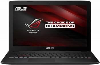 Ноутбук 15.6 Asus GL552VW-CN866T черный